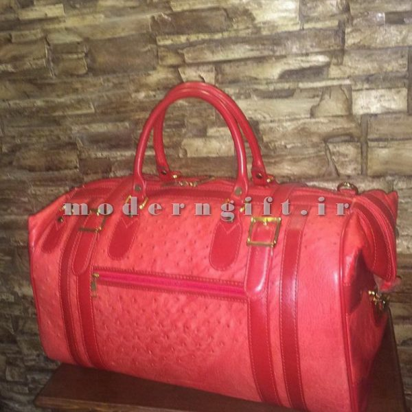 کیف دوشی چرمی زنانه