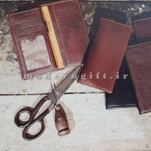 کیف پول و جاکارتی چرمی