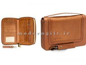 کیف پاسپورتی چرمی