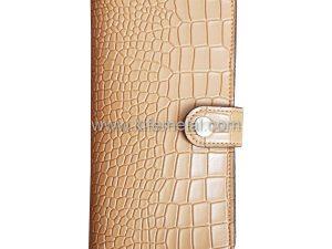 کیف پول زنانه چرم مصنوعی 1