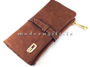 کیف پول زنانه چرم مصنوعی 3